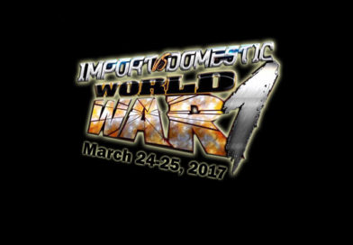 Import vs. Domestic WW1 – March 24-25, 2017