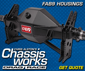 Chris Alston's Chassisworks